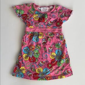 Hanna Anderson 90 3T summer dress